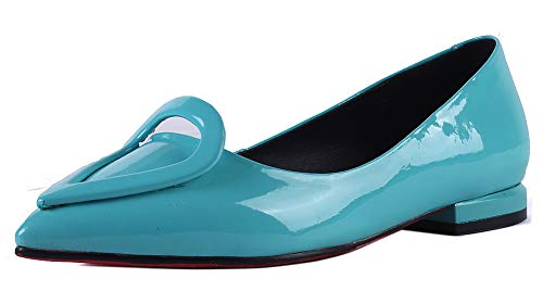 Slip Basse Femme Easemax Confortable Ballerines Pointue Chaussure on XZqvRP