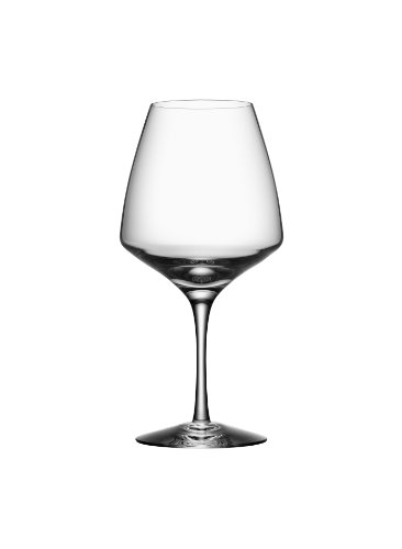 Orrefors Pulse Wine Glass, Set of 4