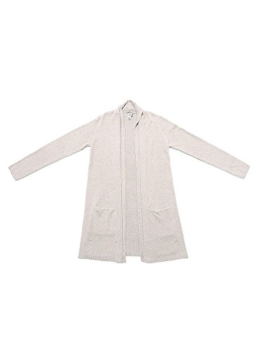 [ベアフットドリームス]Barefoot Dreams 428 Essential Long Cardigan beige