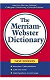 The Merriam-Webster Dictionary, Merriam-Webster, 0756957761