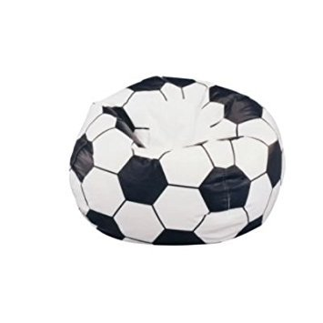 Soccer Ball Sports Bean Bag Chair Cover Buy Online In