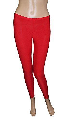 Pantalon Taille Uni 21fashion Red Femme Noir Unique vAWwZRBwn
