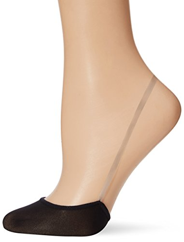 HUE Womens Slingback Sheer Liner with Aloe