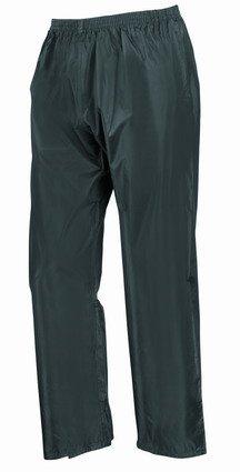 Resultado Chaqueta Impermeable para mujer/traje de para pantalones en la bolsa negro
