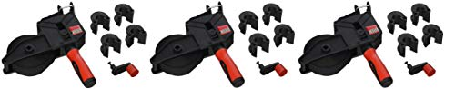 Bessey VAS-23+2K Vario Angle Strap Clamp (Pack of 3) by Bessey (Image #2)