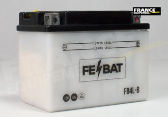 BATTERIE FE-BAT (FB4L-B) DERBI PADDOCK AC 50 1998