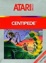 Centipede (Atari 2600 System Vintage Game)