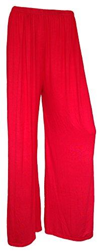 LUL - Pantalón - para mujer Rosso
