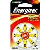 Energizer AZ10EZ-8 EZ Change Hearing Aid Battery - Retail Packaging