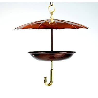 H Potter Steel Umbrella Bird Feeder 537