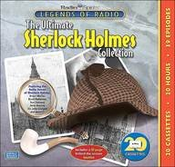 Download Legends of Radio: The Ultimate Sherlock Holmes Collection (20-Hour Collections) pdf epub