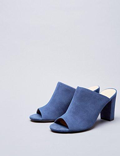 Blue Mules Mujer Mujer Find Blue Azul Find Azul Find Mules AYx0dA