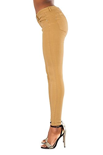 Yellow Yellow Donna Lustychic Lustychic Donna Jeans Jeans Lustychic qwfU4w