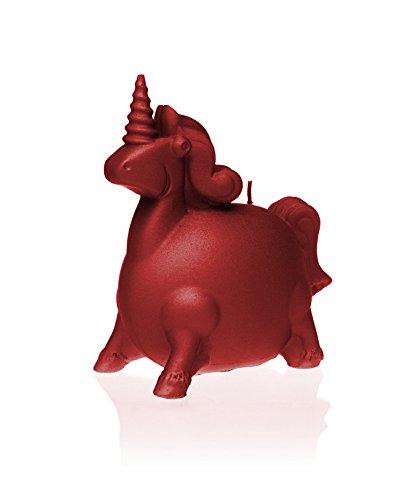 Candellana Candles Unicorn, Red -