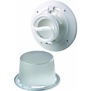Leviton C21-09860-0BL 11 Watt GU-24 CFL Lamp Holder Kit