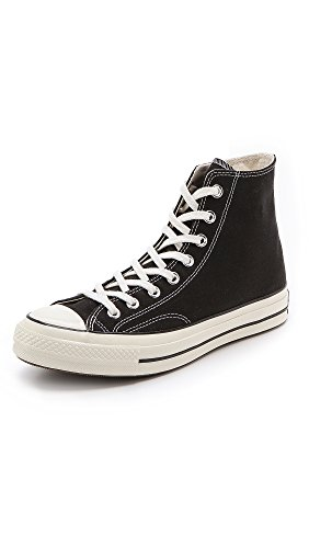 Converse All Star Prem Hi 1970's - Zapatillas abotinadas Unisex adulto negro - negro