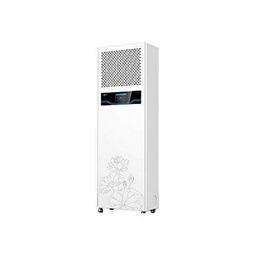 Air Purifier for Home Large Room, True HEPA Air Cleaner with Active Carbon Filters, Compact Purifiers Filtration, for Allergies, Pet Dander, Smoker