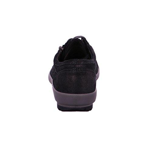 Superfit 1-00818-98, Scarpe stringate donna grigio Grau 41.5