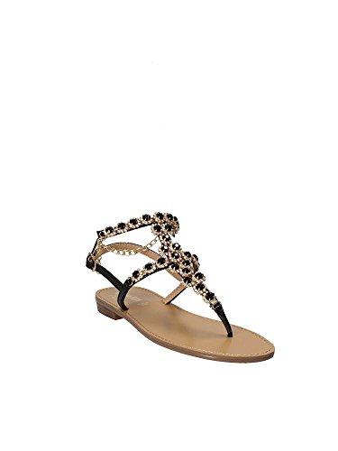 Kulta A18 Musta Sl507 Naiset Sandaalit wXaqXWgzAr