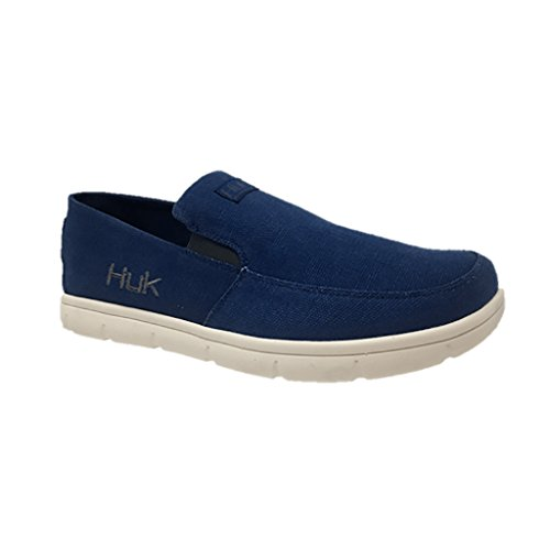 Huk Brewster Casual Shoes, Denim Blue, 12