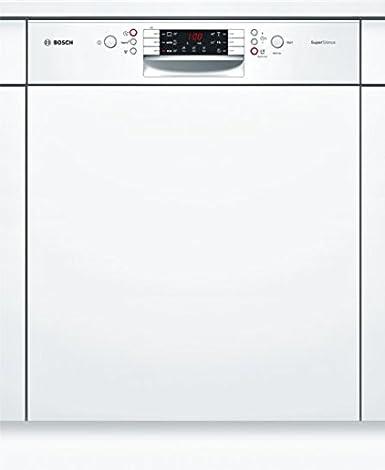 Bosch Serie 4 SMI46MW03E lavavajilla Semi-incorporado 14 cubiertos ...