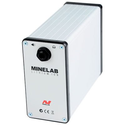 Minelab GPX Spare Li Ion Battery