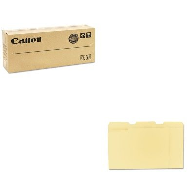KITCNM3630B003AAUNV12113 - Value Kit - Canon 3630B003 PF04 Printhead (CNM3630B003AA) and Universal File Folders (UNV12113) (Cable Printhead Power)