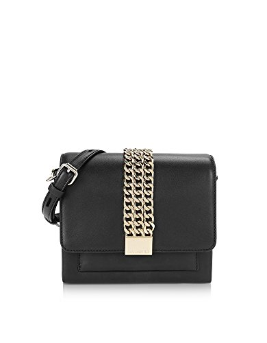 Karl Lagerfeld Borsa A Spalla Donna 76KW3017BLACK Pelle Nero