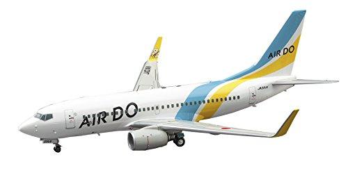 1/200 passenger plane series AIRDO Boeing 737 -700 yJapanese plastic modelz