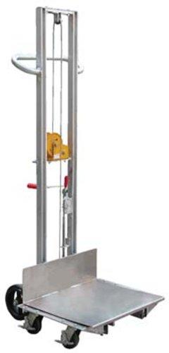 IHS-ALLW-2420-4SFL-Winch-Lite-Load-Lift-Aluminum-29-34-Length-26-1116-Width-69-516-Height-400-lbs-Capacity
