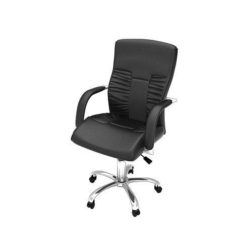 Z-Line Designs Chair, Full, Black (Chair Designs Z-line Task)
