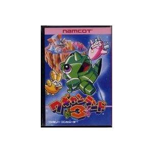 FC NES JP Game Wagyan LAND 3 Namco