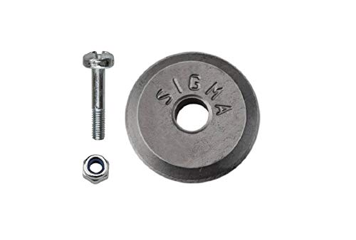 Sigma 14A 12mm Carbide Scoring Wheel SERIES 3 & STANDARD Tile Cutters