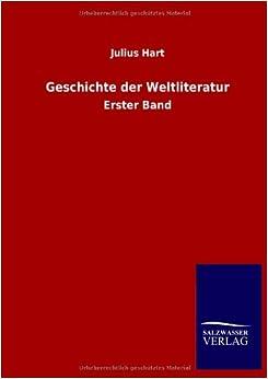 Book Geschichte der Weltliteratur
