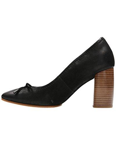 Black Nina Size Grace Clarks Womens m 7 Shoe B Us Nubuck Color avAARqSx