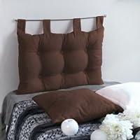 Enjoy Home 2007CHTL070045 - Testiera da letto in tessuto, 70 x 9 x 45 cm