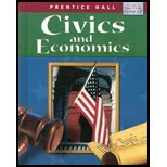 Civics and Economics, PRENTICE HALL, 013037024X