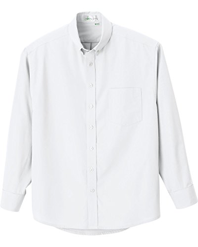 Il Migliore 87032 MEN'S RAYON (from Bamboo) LONG SLEEVE SHIRT - IVORY 811 - XL