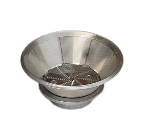 Generic Sujata Aluminum Cutter Spinner (White) 1