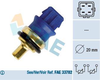 FAE Replacement Temperature Sensor 33780