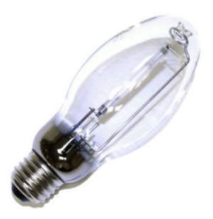 - GE 11668 - LU35/MED - 35 Watt High Pressure Sodium Light Bulb, Medium Base