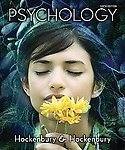 Psychology (Paperback), Sandra E. Hockenbury and Don Hockenbury, 146410557X