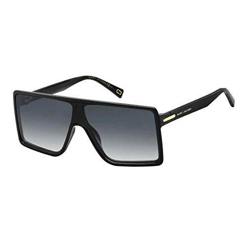 Marc Jacobs sunglasses (MARC-220-S 807/9O) Shiny Black - Gold - Grey Gradient lenses ()