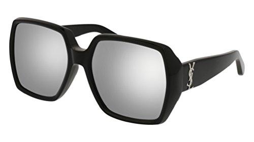 Saint Laurent sunglasses SL M 2 - 003 BLACK / - Laurent Sunglasses Yves Saint