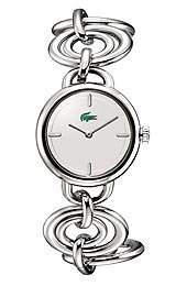 Lacoste Club Collection Link White Dial Women's watch #2000382