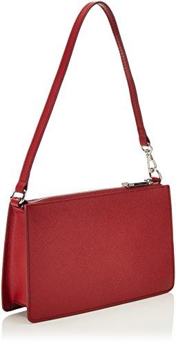 HUGO Nycla-s 10184030 01, Bolsa de Asa Superior para Mujer Rojo (Open Red 646)