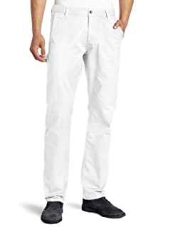 Dockers Men's Alpha Khaki Pant, Paper White - discontinued, 38W x 34L (B005PQ75I4) | Amazon price tracker / tracking, Amazon price history charts, Amazon price watches, Amazon price drop alerts