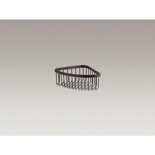 kohler-k-1896-medium-corner-shower-basket-oil-rubbed-bronze-2bz
