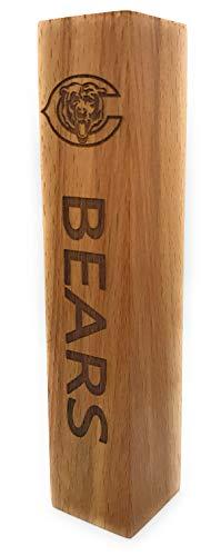 Da Chicago Bears Beer Tap Handle Engraved -