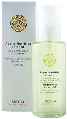 Abilia. Esencia Natural Aceite Nutritivo Infantil Bio Ecológico ...